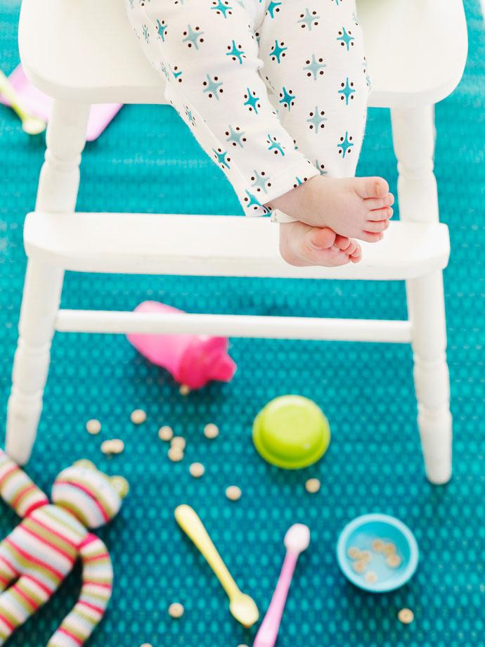 Как выбрать детский стульчик для кормления