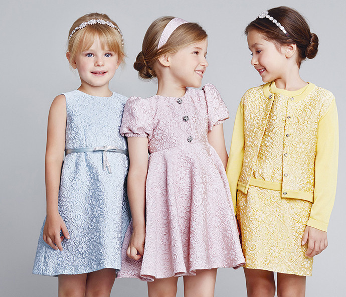 Dolce&Gabbana kids детская мода весна-лето 2014