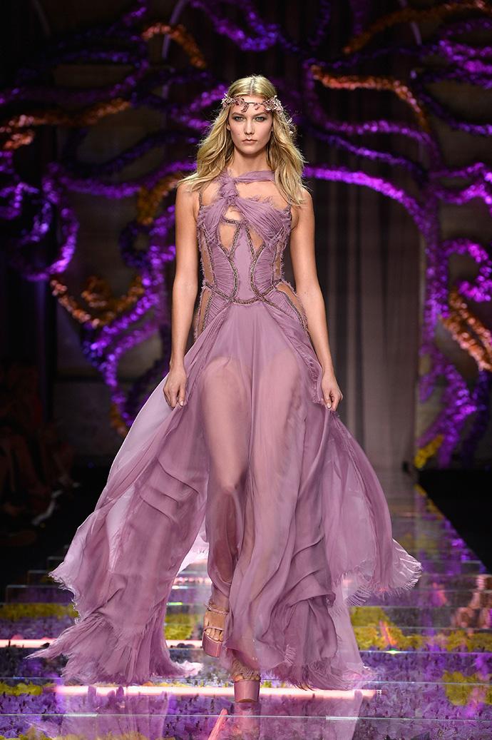 Atelier Versace, осень-зима 2015