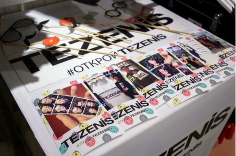 В «Европейском» открылся самый большой в Европе магазин Tezenis | галерея [1] фото [4]