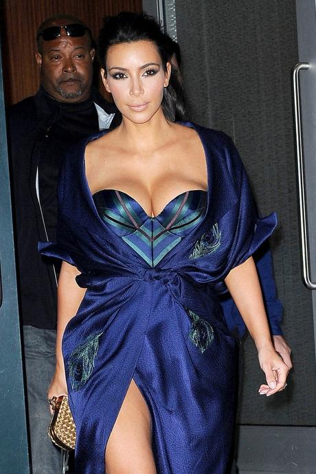 Ким Кардашьян: фото 2014
