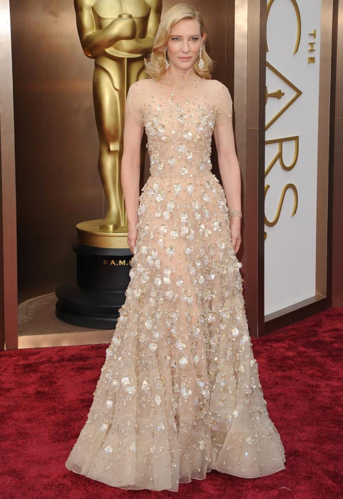 Кейт Бланшетт, «Оскар-2014»