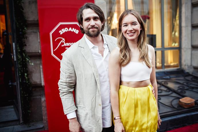 Алексей Киселев и Ида Лоло