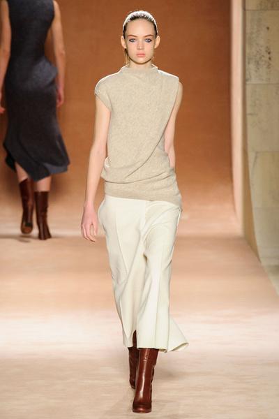 Показ Victoria Beckham на Неделе моды в Нью-Йорке | галерея [1] фото [27]