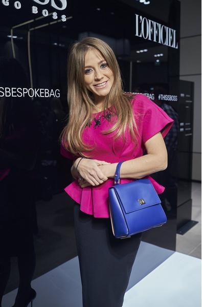 HUGO BOSS представил в России сумку BOSS Bespoke | галерея [1] фото [3]