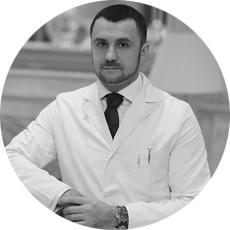 Лев Витальевич Соцкий, пластический эстетический хирург, к. м. н., специалист по комплексному омоложению лица Евразийской клиники EA Clinic