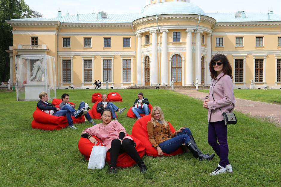 В Москве прошел ХI-й Международный фестиваль Усадьба Jazz фото 2