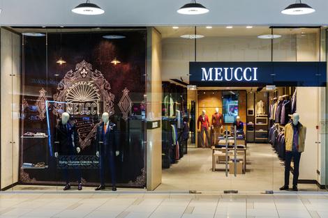 Бренд Meucci представил новую концепцию фирменных магазинов | галерея [1] фото [7]