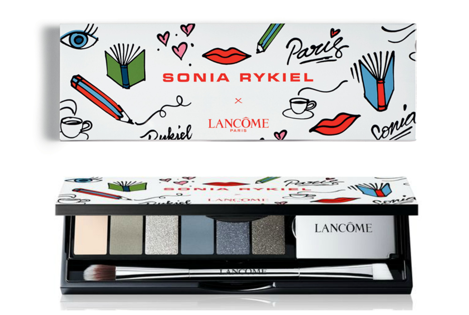 Sonia Rykiel X Lancome Maxi Palette