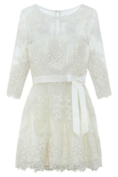 Свадебные мини платья | галерея [1] фото [13]