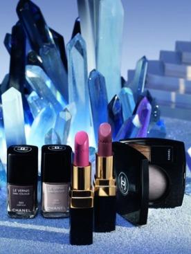 Коллекция макияжа Contrastes Essentiels de Chanel