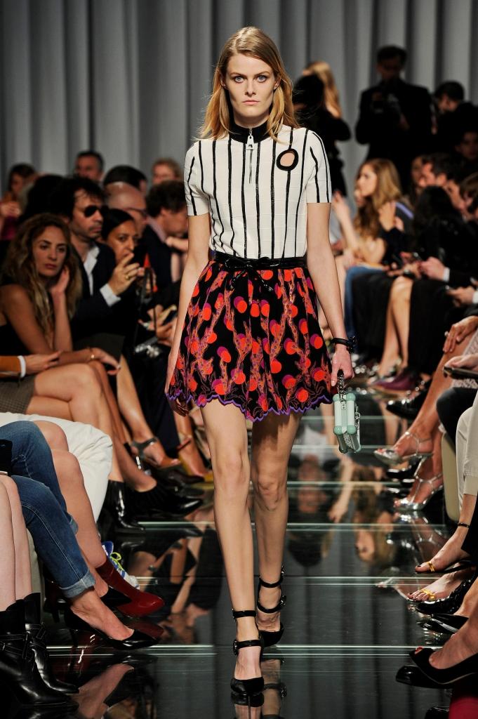 показ круизной коллекции Louis Vuitton