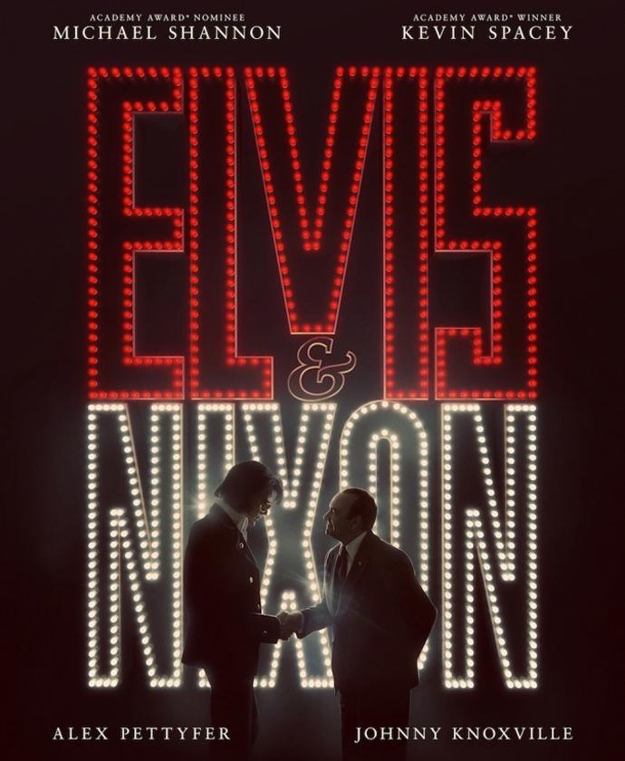 «Элвис и Никсон», (Elvis & Nixon)