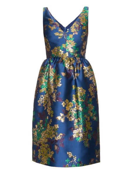 100 самых красивых платьев из осенних коллекций | галерея [1] фото [82]