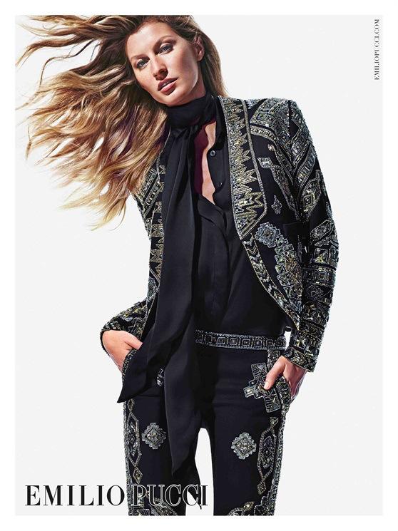 Бразильская модель Жизель Бюндхен: фото