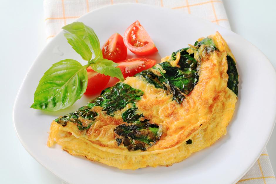 Яйца - полезные продукты на завтрак