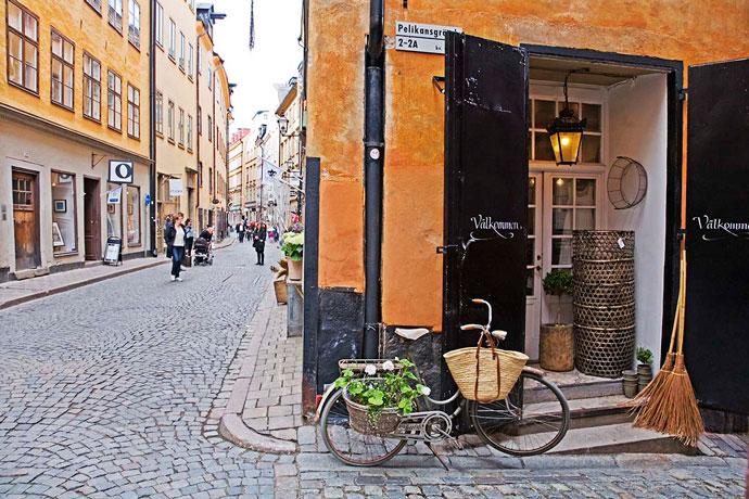 Швеция 1