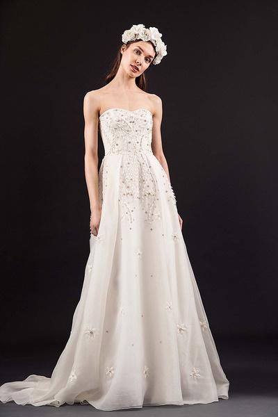 Лучшие коллекции Недели свадебной моды | галерея [4] фото [9]