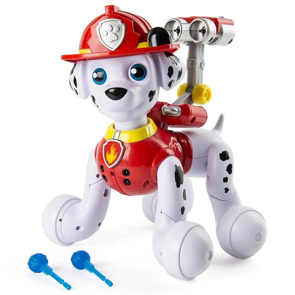 Робот-собака Зуммер Маршалл