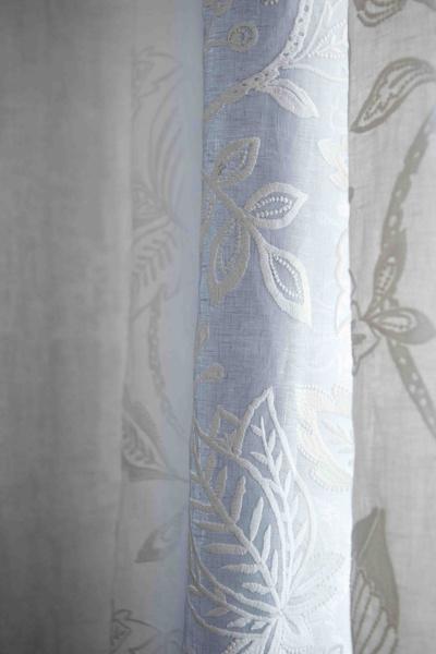 Новая коллекция тканей и обоев Purity от студии Harlequin   галерея [1] фото [1]