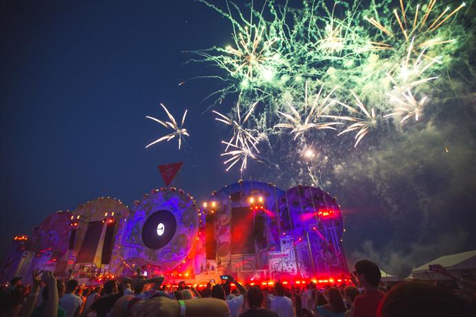 В Москве прошел фестиваль Fruit Vibrations