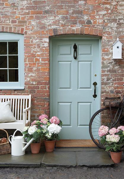 Новые краски для фасадов Little Greene скоро в магазинах Manders | галерея [1] фото [1]