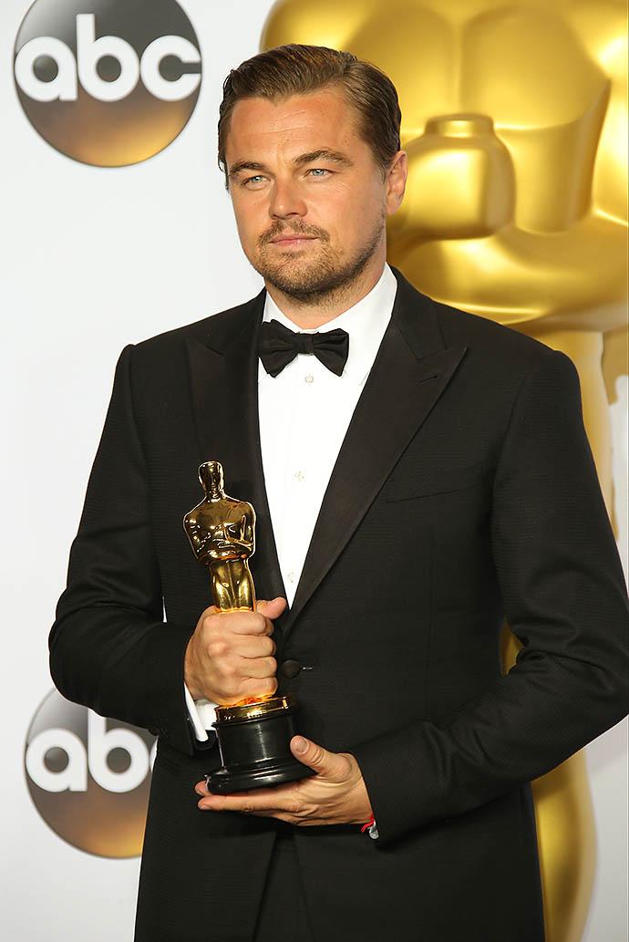«Оскар» из Якутии наконец доехал до Леонардо Ди Каприо