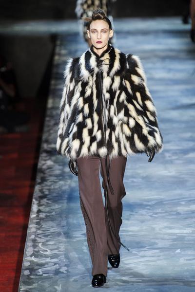Показ Marc Jacobs на Неделе моды в Нью-Йорке | галерея [1] фото [10]