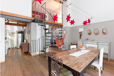 Топ-10: дизайнерские квартиры в Милане | галерея [4] фото [4]