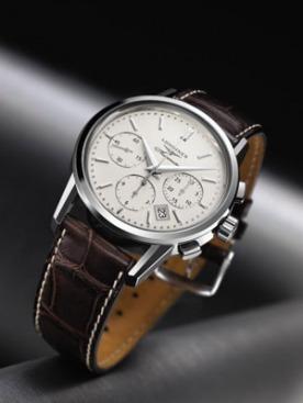 Часы Longines Column-Wheel Chronograph