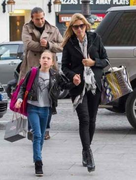 Кейт Мосс рассказала об увлечениях своей дочери