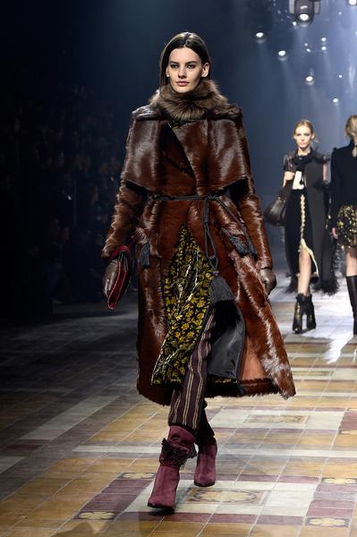 Показ Lanvin на неделе моды в Париже | галерея [1] фото [11]