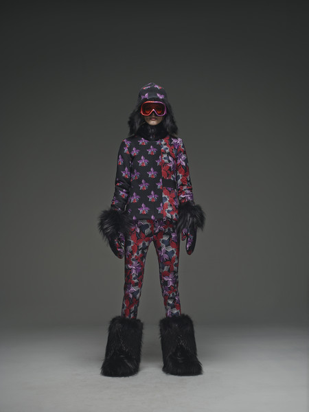 Навострили лыжи: «горнолыжные» коллекции модных домов | галерея [1] фото [7]