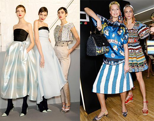 Christian Dior, Dolce&Gabbana