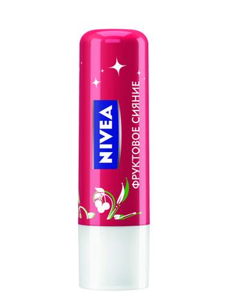Бальзам для губ «Фруктовое сияние» от Nivea