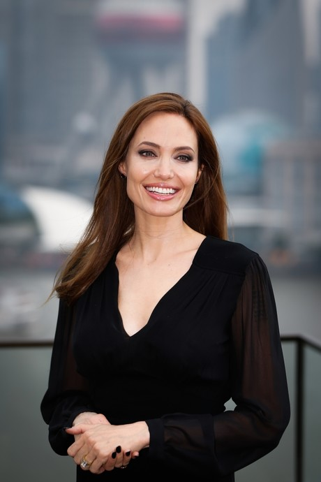 Актриса Анджелина Джоли: фото