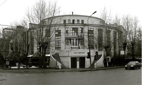 125 лет со дня рождения Константина Мельникова   галерея [1] фото [5]