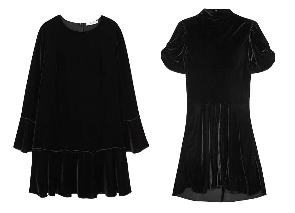 Платье в школьном стиле Mango, Etoile Isabel Marant