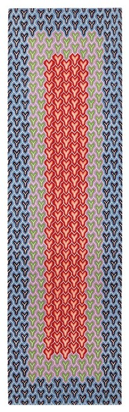 Новая коллекция: ковры от Jonathan Saunders для The Rug Company | галерея [1] фото [2]