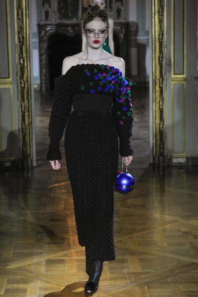 Показ Ulyana Sergeenko на Неделе высокой моды | галерея [1] фото [18]