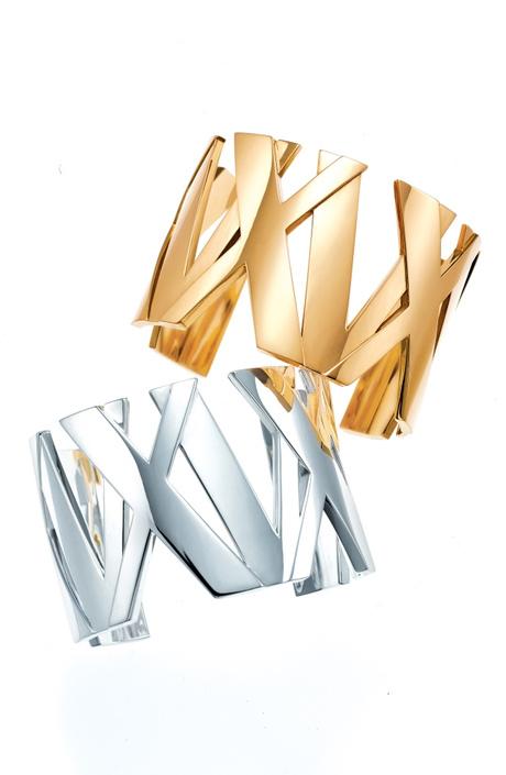 Дом Tiffany & Co. представил новые модели коллекции Atlas