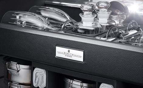 Набор для пикника от Rolls-Royce Motor Cars | галерея [1] фото [1]