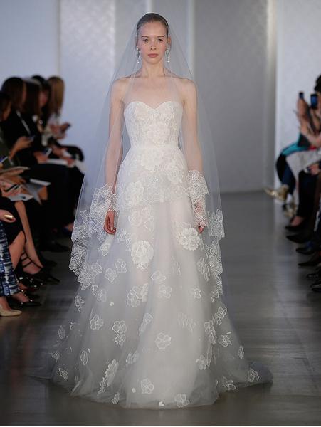 Лучшие коллекции Недели свадебной моды | галерея [3] фото [4]