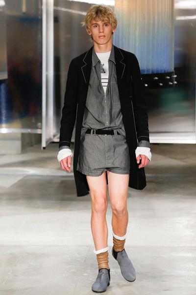 Неделя мужской моды в Милане: лучшие показы | галерея [2] фото [4]