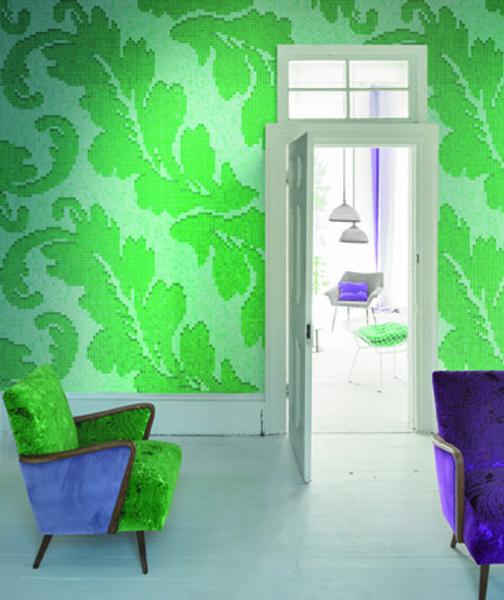 Компания Bisazza представила коллекцию мозаики от Триши Гилд | галерея [1] фото [4]