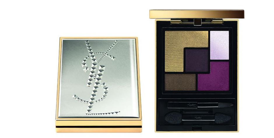 Yves Saint Laurent Couture Palette Collector Metal Clash