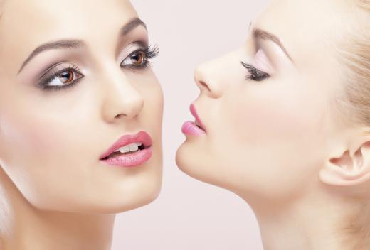 Летний макияж, губы