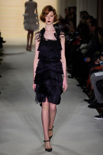 Показ Marchesa на Неделе моды в Нью-Йорке   галерея [1] фото [22]