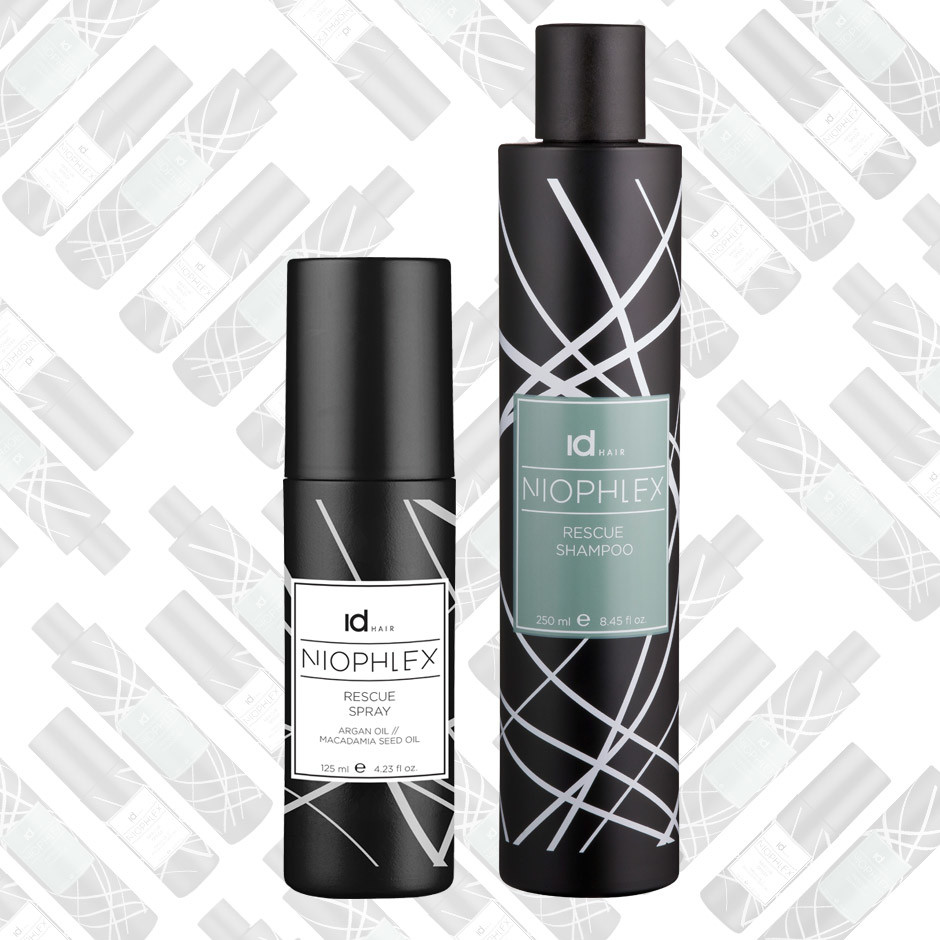 Шампунь и спрей, которые восстанавливают поврежденную структуру волос