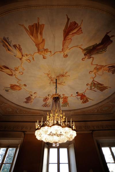 Вилла Марлия в Тоскане станет отелем | галерея [1] фото [8]